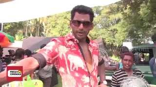 getlinkyoutube.com-VISHAL'S AAMBALA ON LOCATION SHOOT IN POLLACHI