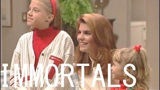 getlinkyoutube.com-Immortals || Full House (Aunt Becky, Dj, Stephanie & Michelle)
