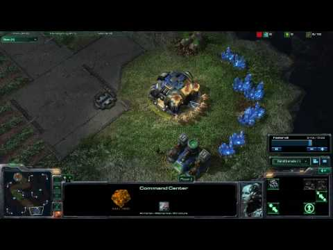 StarCraft 2 - Achievement Guide - Panda and Tiger Portrait + Laughs and Fast Win's
