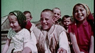 A Romanian boy&#8217;s life in the sixties &#8211; Film facut de americani in Maramuresul anilor &#8217;60