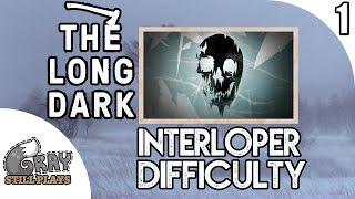 getlinkyoutube.com-The Long Dark INTERLOPER Difficulty Vigilant Trespass | Surviving The Hardest Game Mode | Ep 1