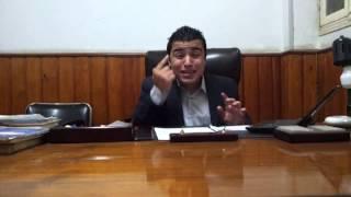 موسم الإمتحانات علي طريقة عمرو أديب .. كوبي شو .. بيبو