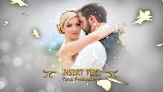 getlinkyoutube.com-TEMPLATE SONY VEGAS PRO 11 - 12 - 13 WEDDING  ANGELS [TAME PRODUCCIONES]