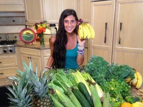 Rawfully Organic Produce Saving Tips on ABC 13! @fullyraw