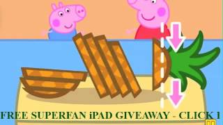 getlinkyoutube.com-New Peppa Pig Holiday App review part 2 on iPad mini
