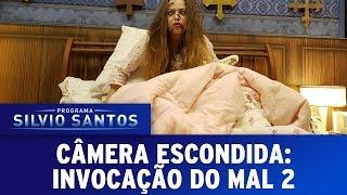 getlinkyoutube.com-Câmera Escondida (05/06/16) - Invocação do Mal 2 (The Conjuring 2 Prank)