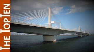 The Top Ten Longest Cable-stayed Bridge