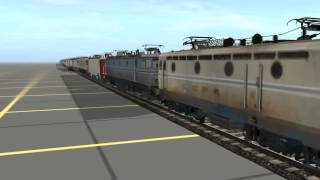 getlinkyoutube.com-trainz romania..test loco