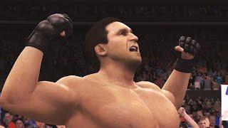 getlinkyoutube.com-WWE 2K16 : Ken Shamrock Entrance (World Premiere)