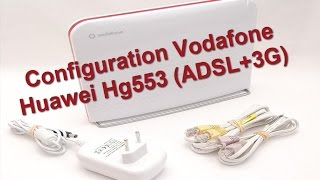 getlinkyoutube.com-EP-06_Configurer Routeur  Huawei hg553 (adsl+3G) | مع اتصالات المغرب Huawei hg553 إعداد راوتر