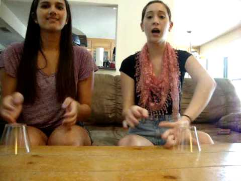 Cup song Pitch Perfect- Cover