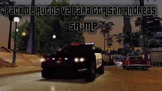 getlinkyoutube.com-Pack De Autos v2 Para GTA San Andreas SA-MP