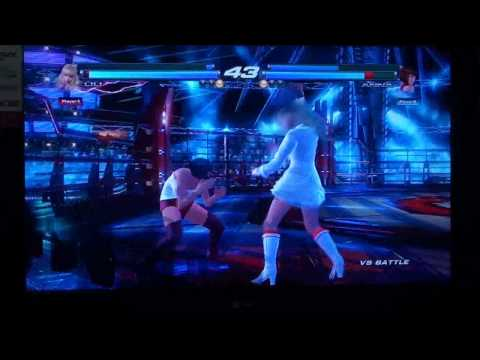 Tekken Tag 2   Arsalan vs Qasim   Samanabad Tournament   8 Nov 2013