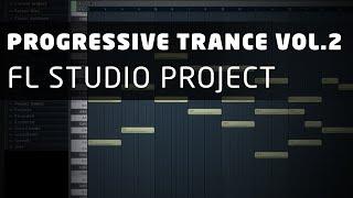 getlinkyoutube.com-Progressive Trance FL Studio Project by Mino Safy Vol. 2