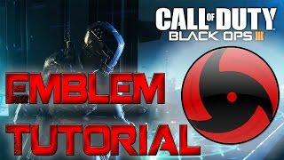 getlinkyoutube.com-Black Ops 3 Emblem Tutorials - Itachis Mangekyou Sharingun