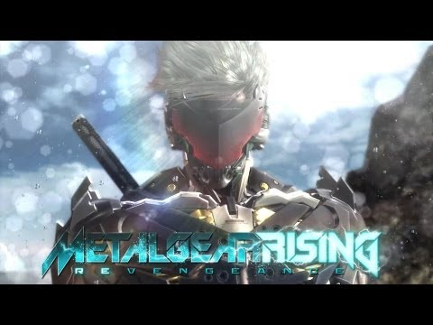 Metal Gear Rising: Revengeance 'TGS 2012 Trailer' [1080p] TRUE-HD QUALITY