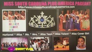 getlinkyoutube.com-Miss SC Plus America Pageant 2016|Exclusive Backstage Coverage|MissRessaT