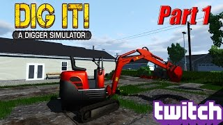 getlinkyoutube.com-DIG IT! - A Digger Simulator: Part 1