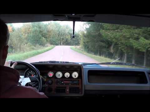 Ford Granada 5.0 supercharger v8 (1080p)