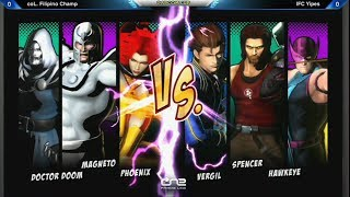 getlinkyoutube.com-Filipino Champ vs Yipes - Capcom Cup UMVC3 Winners Bracket