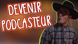Devenir Podcasteur || ADEL A&A SWEEZY