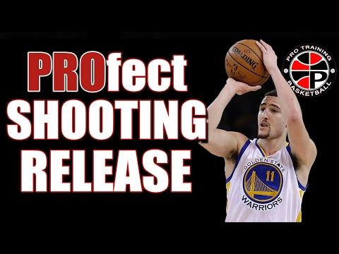 Which Finger To Release With When Shooting | How To Shoot A Basketball | Pro Training Basketball