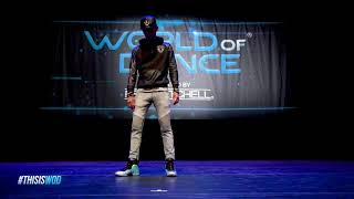 Marquese scott |FRONTROW| NONSTOP| world of dance 2017 amazing dance!!