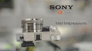 getlinkyoutube.com-Sony A6000 Impressions with Casey from National Camera Exchange