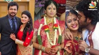 getlinkyoutube.com-Tamil Actors or Celebrities who got married in 2016 | Boby Simha, Actress Sanghavi , Asin