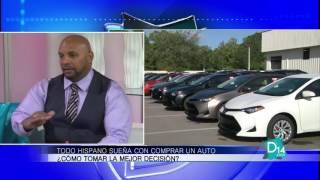 Luis Canales aconseja como tomar la mejor decisión a la hora de comprar un auto