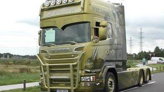 getlinkyoutube.com-intocht Truckstar festival Assen 2016 open loud pipes saves lives HD