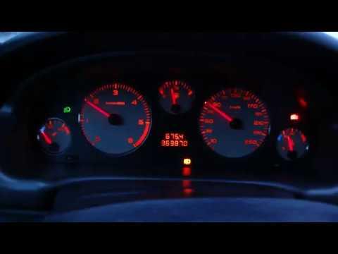 Peugeot  ошибки ABS.  Падение стрелки спидометра, значок стоп  и ручник на приборной панели.