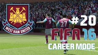 getlinkyoutube.com-FIFA 16: West Ham United - Career Mode - Episode #20: MIRALLAS IS MAGIC