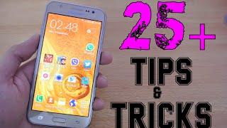 getlinkyoutube.com-Samsung Galaxy J5 - 25+ Tips & Tricks HD