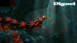 getlinkyoutube.com-Rayman Origins Some boss battles