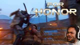 THE SAMURAI EXECUTIONS ARE LETHAL | For Honor Gameplay