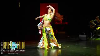 getlinkyoutube.com-Flaviana Astone at Spirit Of Cairo - Dance Festival - Berlin 2016 with Mazzikatea Europe