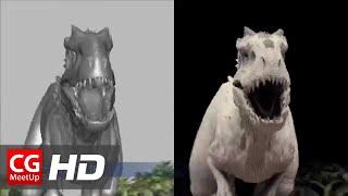 "getlinkyoutube.com-CGI VFX Breakdown HD: ""JURASSIC WORLD VFX Breakdown"" Indominus Rex by ILM"