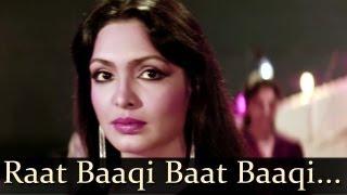 Namak Halaal - Raat Baki Baat Baki Hona Hai Jo - Shashi Kapoor & Zeenat Aman