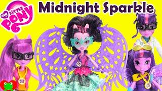 getlinkyoutube.com-My Little Pony Friendship Games Dolls Midnight Sparkle