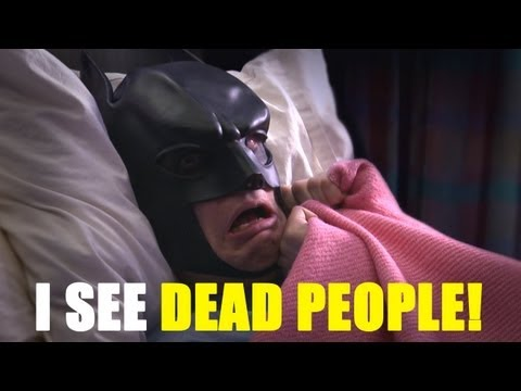 Comedy: Batman in Classic Movie Scenes Part 2