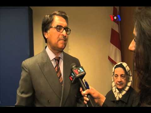 US-Pakistan Relations- Aisha Khalid - Urdu VOA