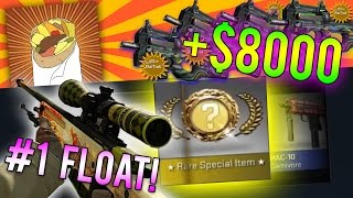 getlinkyoutube.com-MY BEST UNBOXINGS & TRADE UPS OF ALL TIME! (CS:GO Skins / Knives)