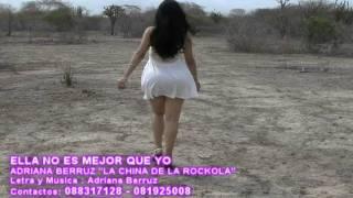 getlinkyoutube.com-LA CHINA DE LA ROCKOLA   - ELLA NO ES MEJOR QUE YO