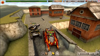 getlinkyoutube.com-Tanki Online - Fiquei sem AR! Parkour Fail
