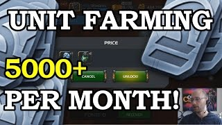 getlinkyoutube.com-Unit Farming Guide - 5000+ Per Month FREE | Marvel Contest of Champions