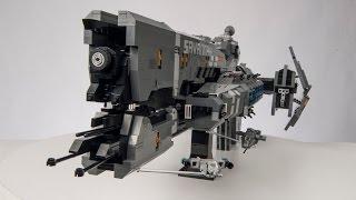 getlinkyoutube.com-LEGO UNSC Savannah - Halo: Reach