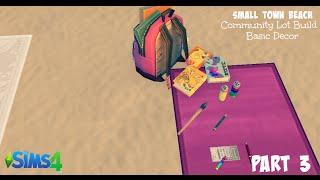getlinkyoutube.com-~Sims 4 Build: Small Beach House -Debug Decor=PART 3=