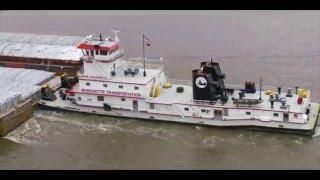 getlinkyoutube.com-EMD Powered Towboats