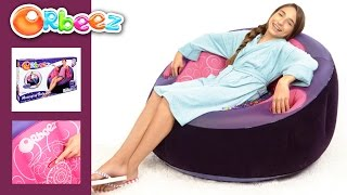 getlinkyoutube.com-Massaging Body Spa Chair Instructional Video | Official Orbeez